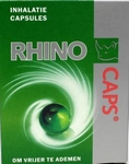 Rhino Caps Inhalatiecapsules 16caps