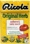 Ricola original suikervrij met stevia 50g