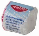 Heltiq Steunwindsel wit 5m x 4cm ideaalwindsel