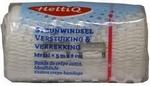 Heltiq Steunwindsel wit 5m x 8cm ideaalwindsel