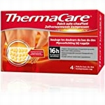 ThermaCare Rug 4st