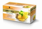 Twinings Ginger Lemon  25builtjes