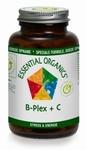 Essential organics B-plex + C 90tabl