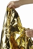 Reddingsdeken goud/zilver 160 x 210