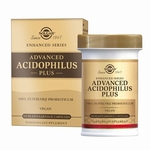 Solgar 0014 Advanced Acidophilus Plus 60caps