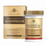 Solgar 0029 Advanced 40+ Acidophilus 120caps