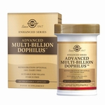 Solgar 0039 Advanced Multi-Billion Dophilus 60caps