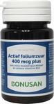 Bonusan Foliumzuur actief 400 mcg plus 90tab