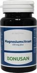 Bonusan Magnesiumcitraat 150 mg plus  60tab